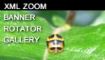 smooth zoom banner rotator slideshow gallery