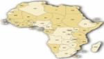 XML Africa Map 2.0