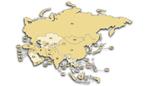 XML Asia Map 2.0