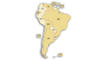 XML South America Map 2.0