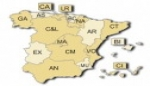 XML Spain Map 2.0