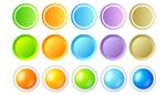 Flash Button Shapes