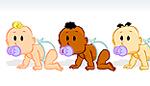 Crawling Baby Animation