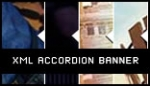 xml accordion banner slideshow rotator gallery