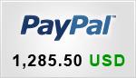 PayPal Live Balance