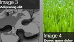 Scrolling-Loop Images Horizontal Bar