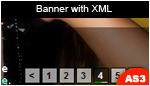 Banner with XML &#13;