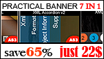 Pactical Banner 7 IN 1 &#13;