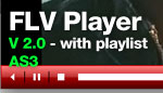 Flv Player V 2.0 with playlist like youtube