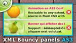 mgraph XML Bouncy Panels
