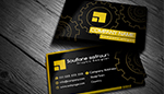Gear Business Card