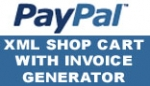 XML Shop Cart with Proforma Invoice Generator and PayPal