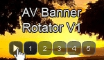 AV Banner Rotator V1 with XML