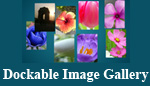 Dockable Image Gallery