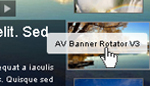 AV Banner Rotator V3 with XML