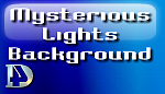 Mysterious Lights Background
