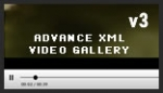 xml video player flv gallery v3