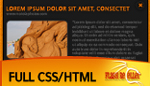 2009 Full CSS HTML Content Reader Widget