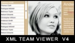 advance xml team viewer module css html v4