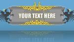 Short text animation