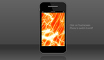 Touchscreen Phone Flash Animation