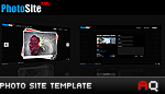 Photo Site Template