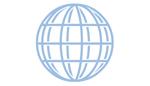 Globe animation for Logo