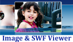 SWF and Image Viewer
