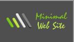 Minnimal type semi-XML Web Site