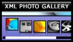 xml image gallery photo viewer v3