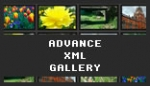 advance xml image gallery photo viewer v4